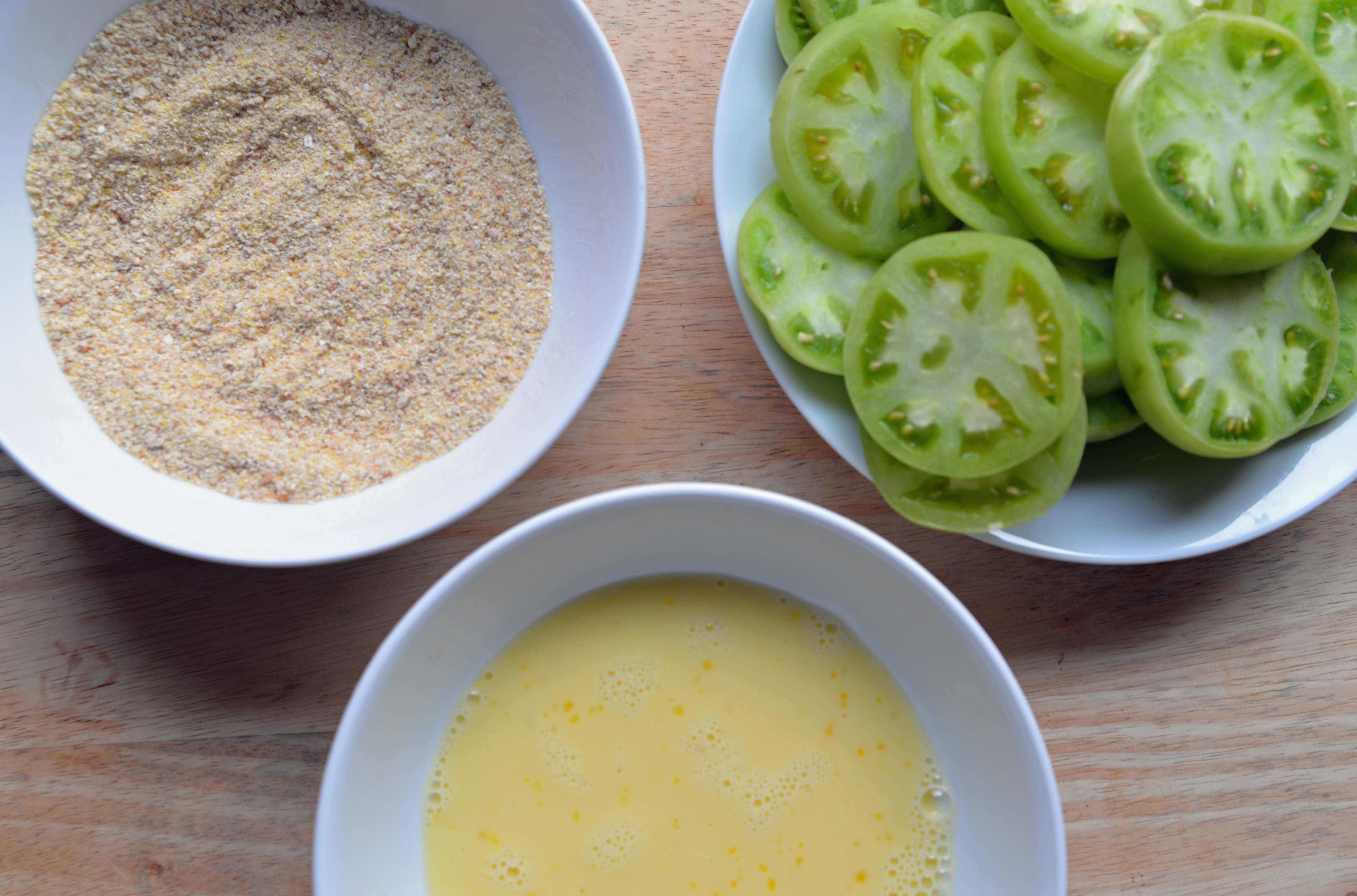 Ingredients Fried Green Tomatoes
