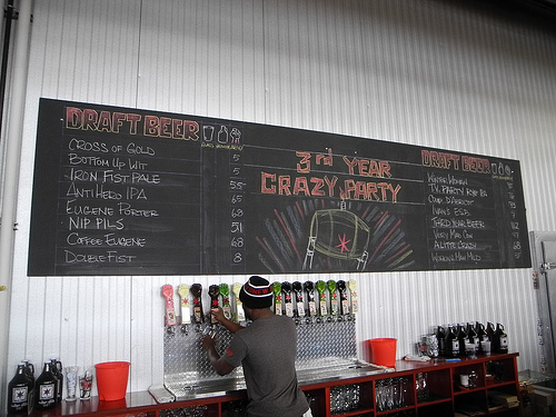 Revolution Brewery's One Crazy Party