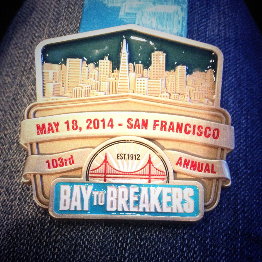 Bay to Breakers 12K