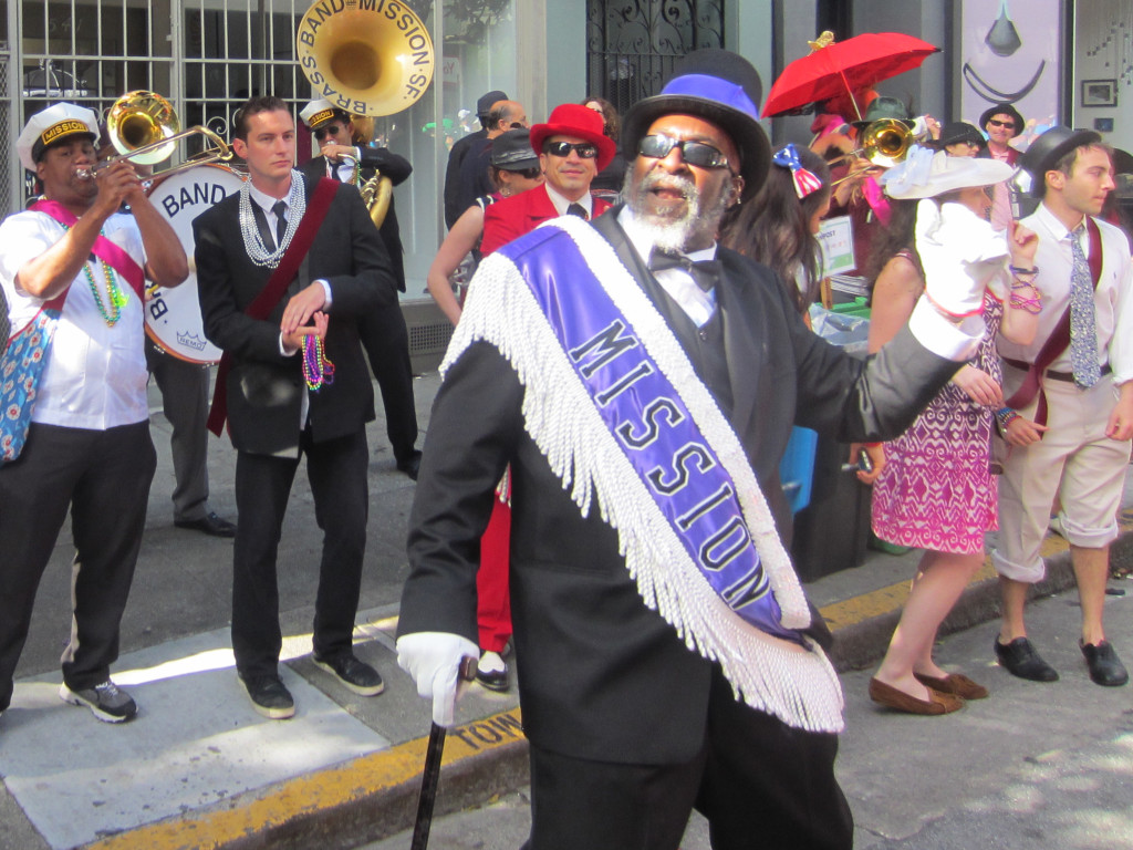 Bay to Breakers Band