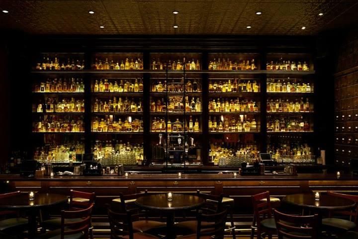 Whiskey Bar Untitled