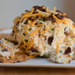 Low Fat Cheese Ball Bacon Cheddar