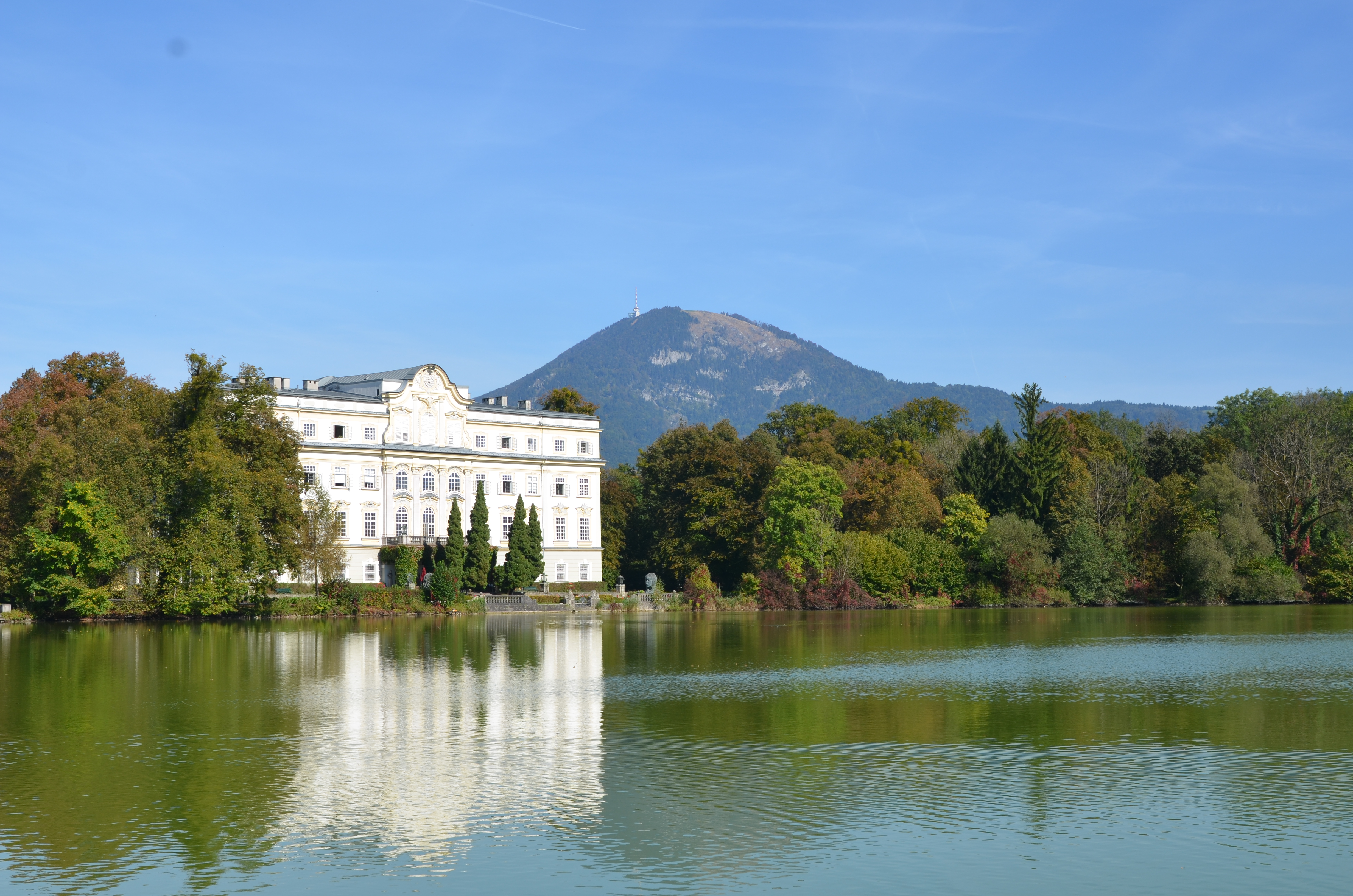 Salzburg austria a well fed life for Musik hause