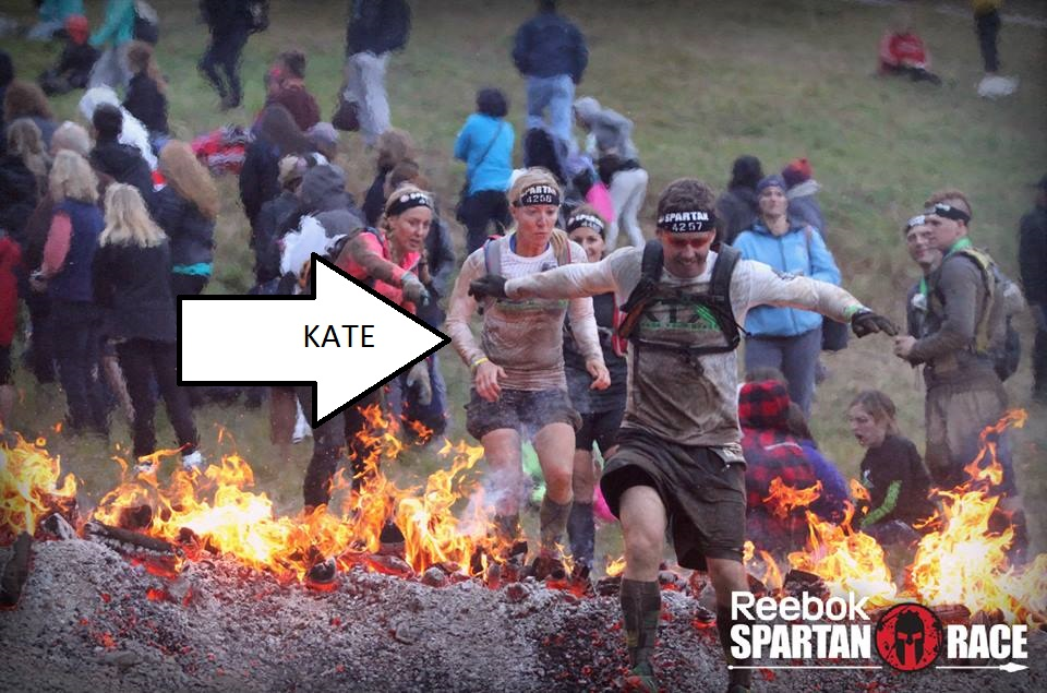 Upping My Fitness Game with a Spartan Race
