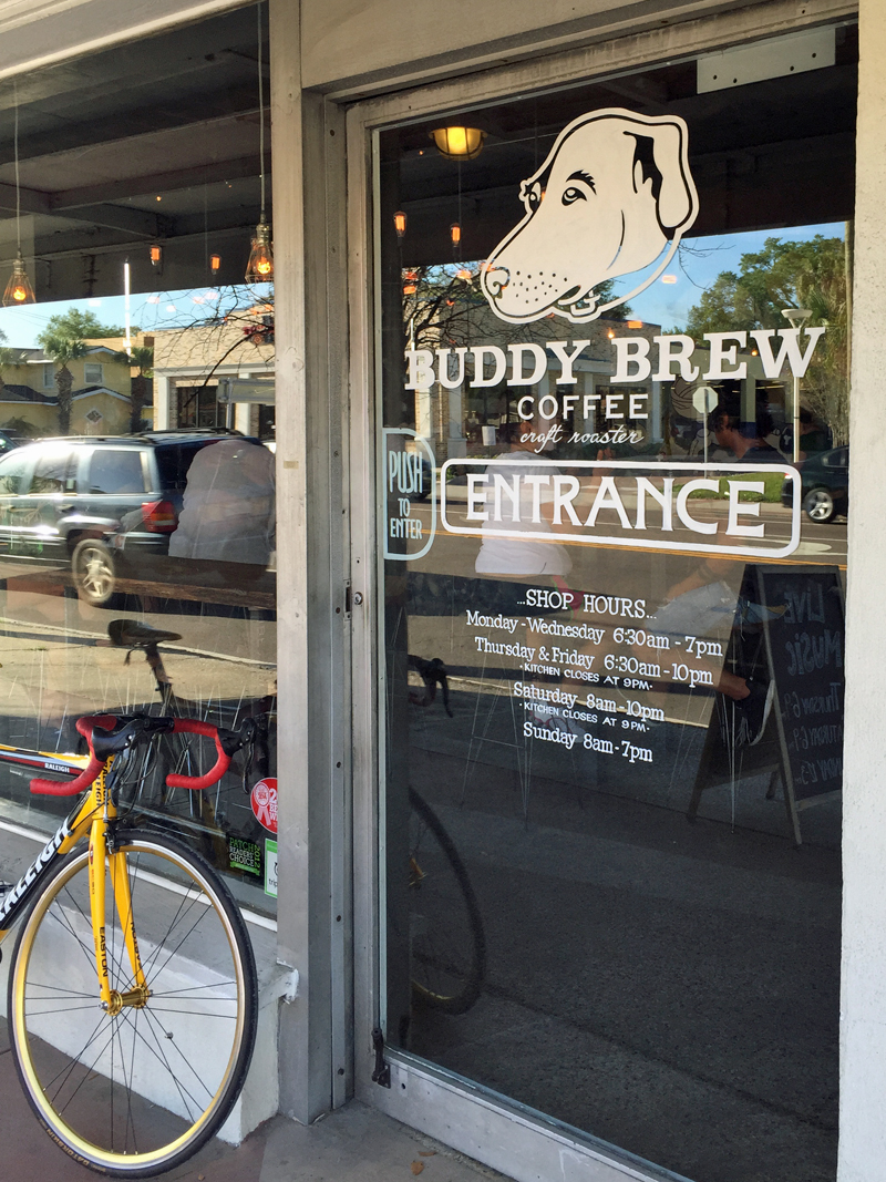 Buddy Brew Entry