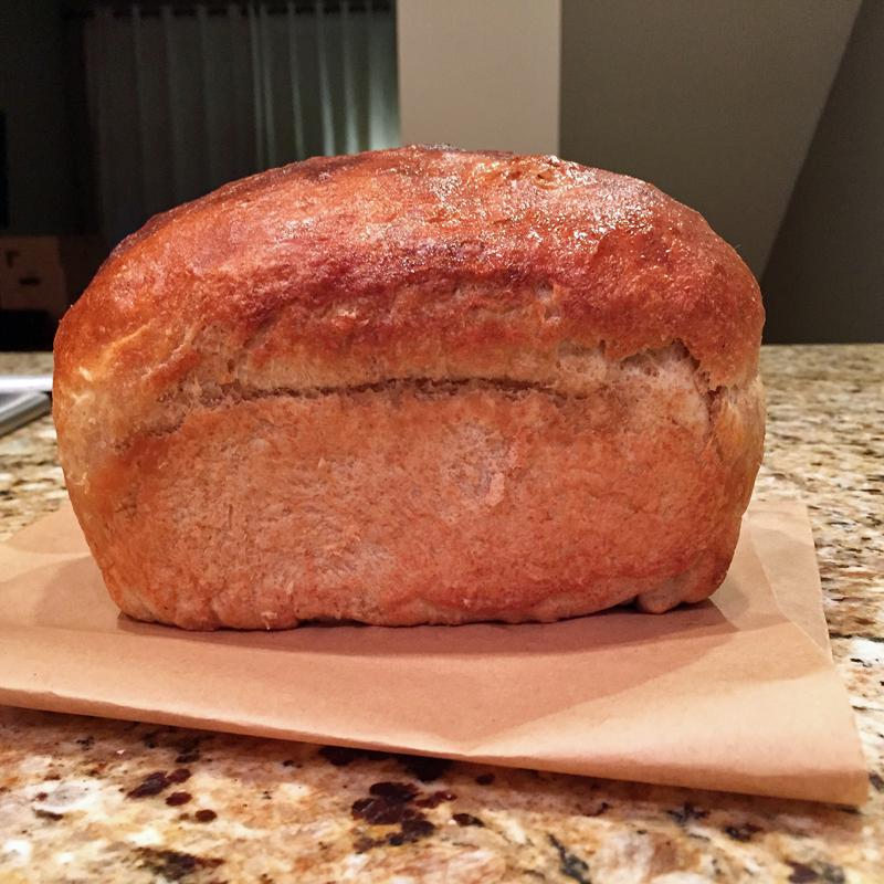 I Baked Bread