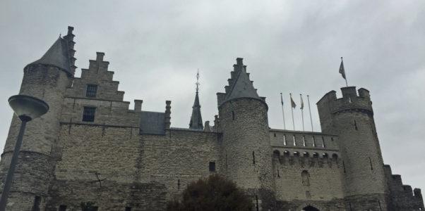 Belgium Road Trip – Antwerp