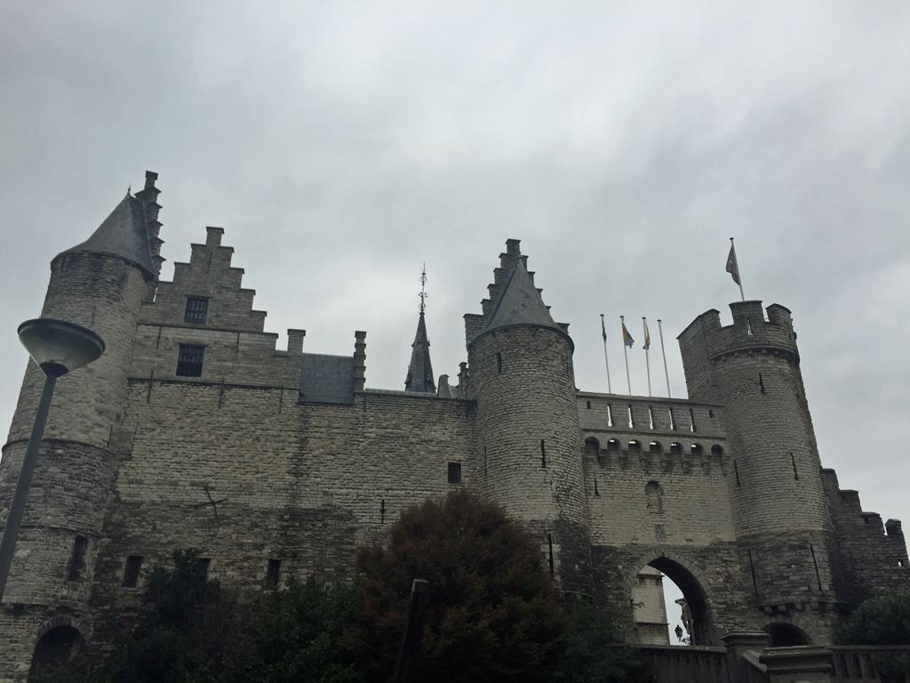 Het Steen Antwerp