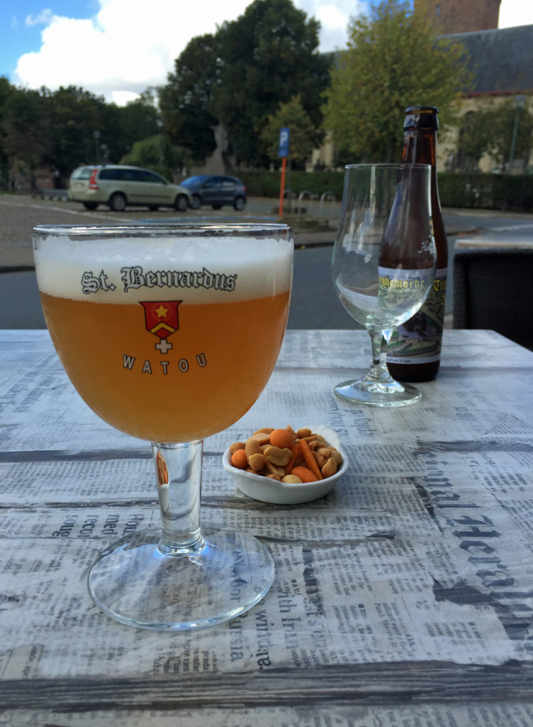 Killing time in Belgium