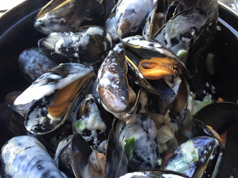 Mussels Belgium