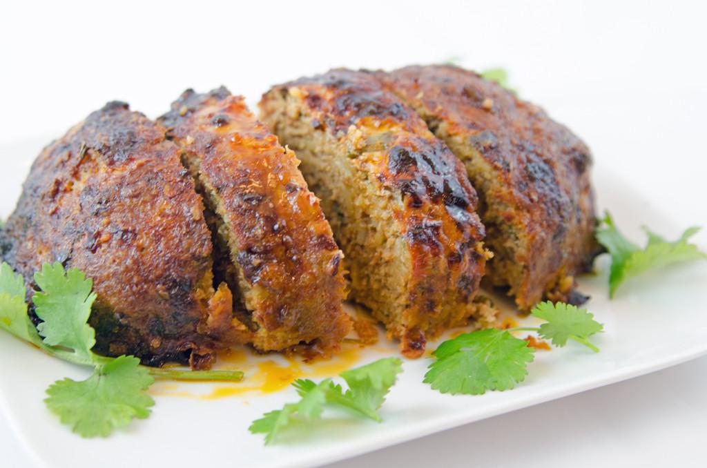Turkey Chorizo Meatloaf