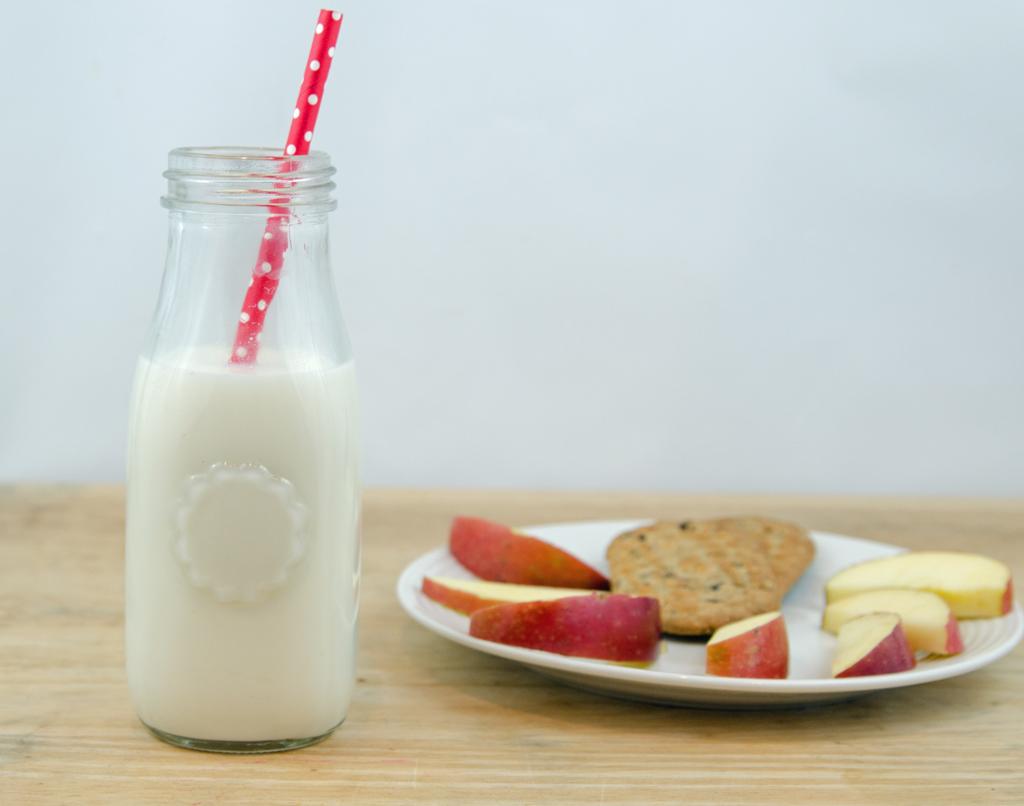 Honey Vanilla Milk Afternoon
