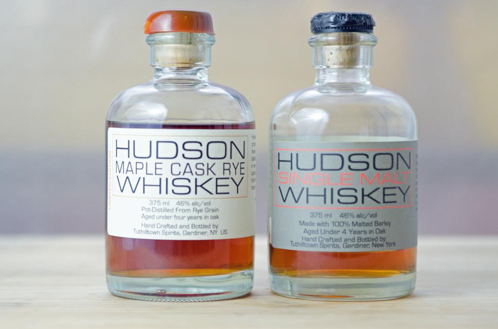 Hudson Whiskeys