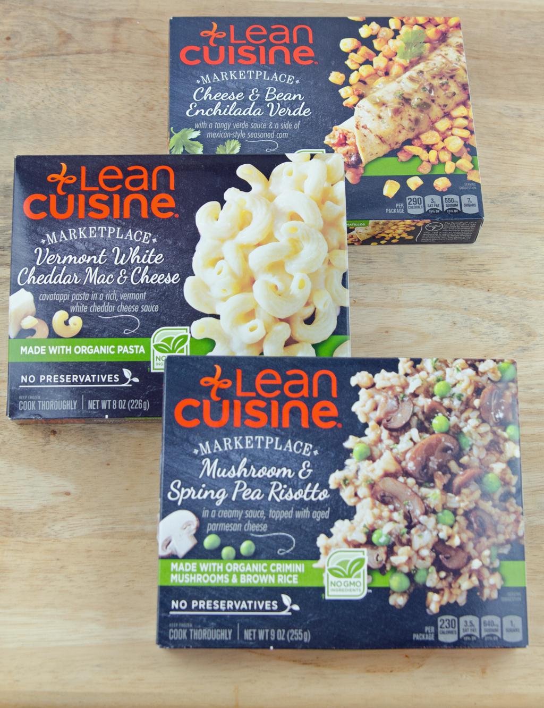 Lean Cuisines - Easy Lunch or Dinner