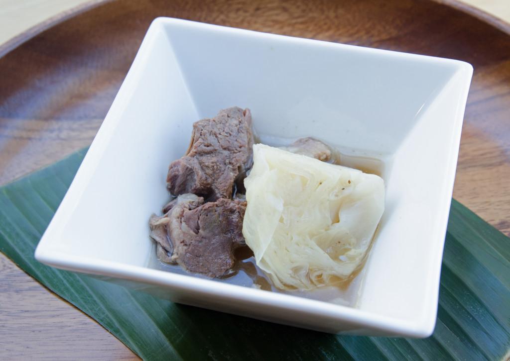 Nilagang Baka -Filipino Beef Soup