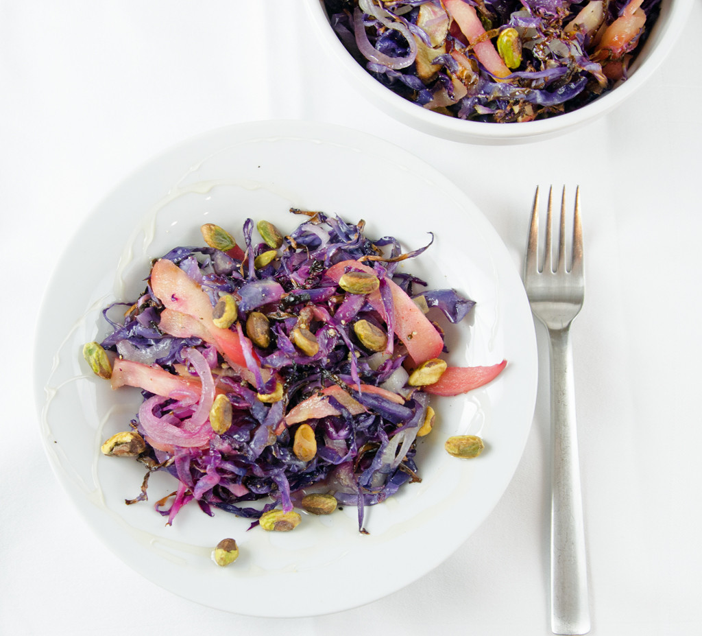 Sweet n Sour Cabbage Salad