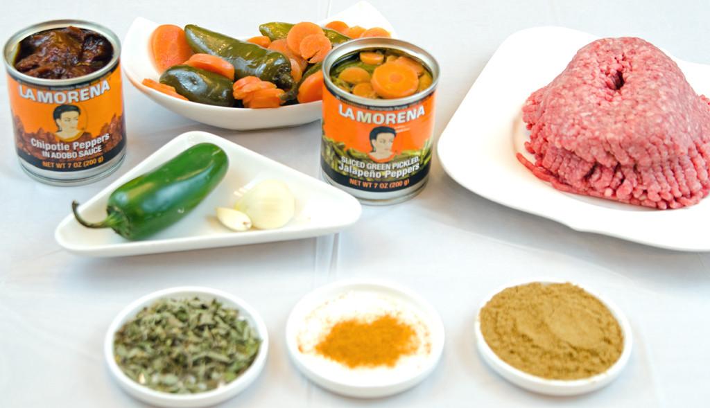 Taco Meat Ingredients