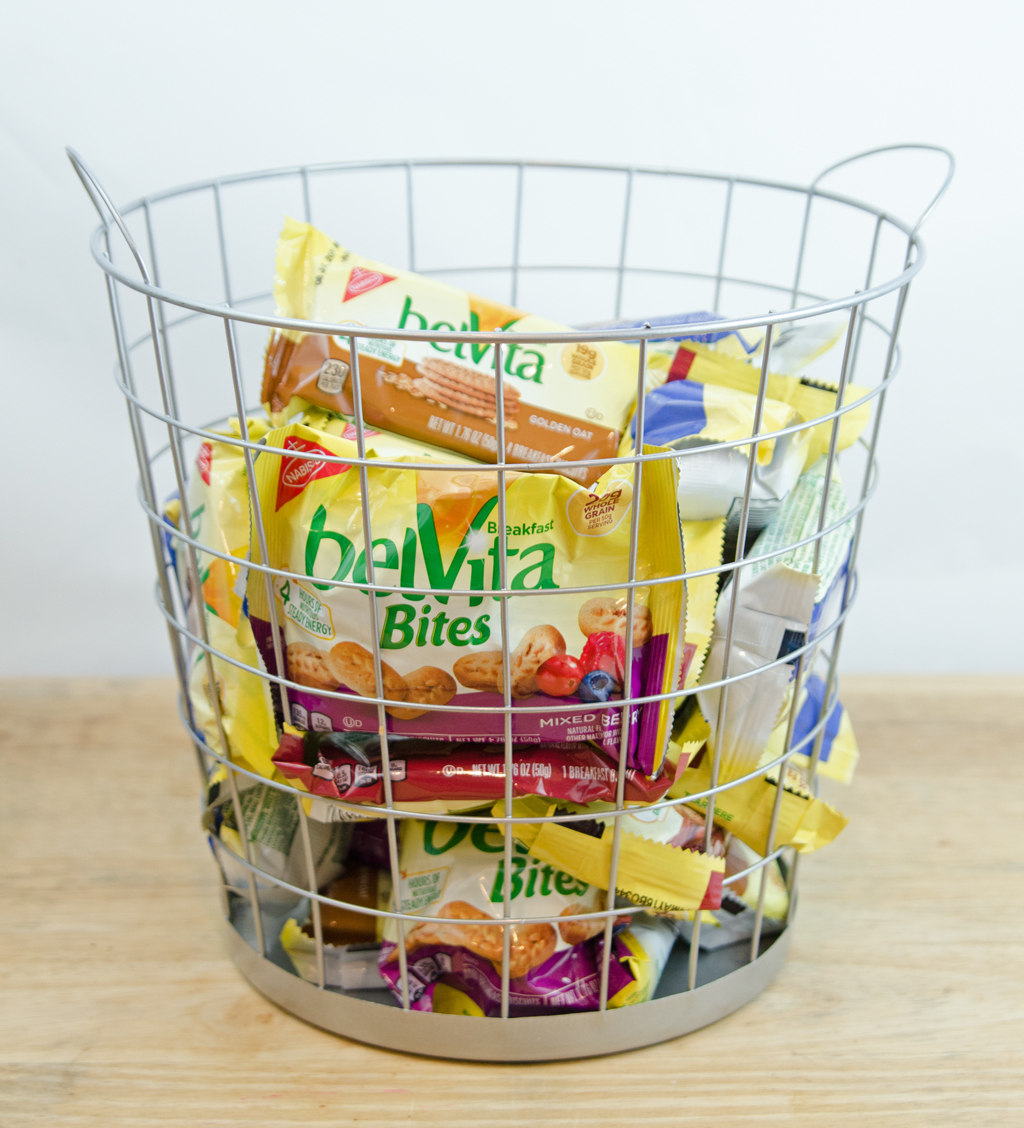 belVita Counter Top Basket