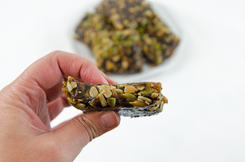 Fruit and Seed Bar: Healthy and All Natural