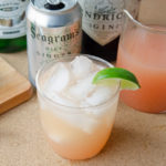 The G3 – Gin, Ginger Ale and Grapefruit Cocktail