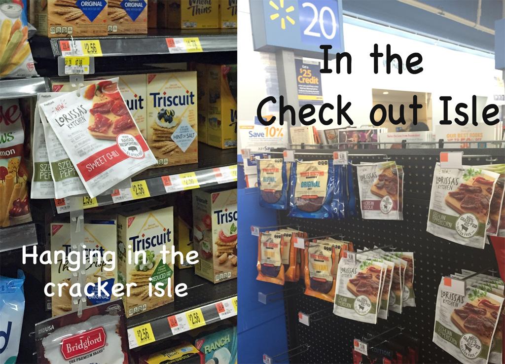 Walmart Lorissa Kitchen`Where to buy