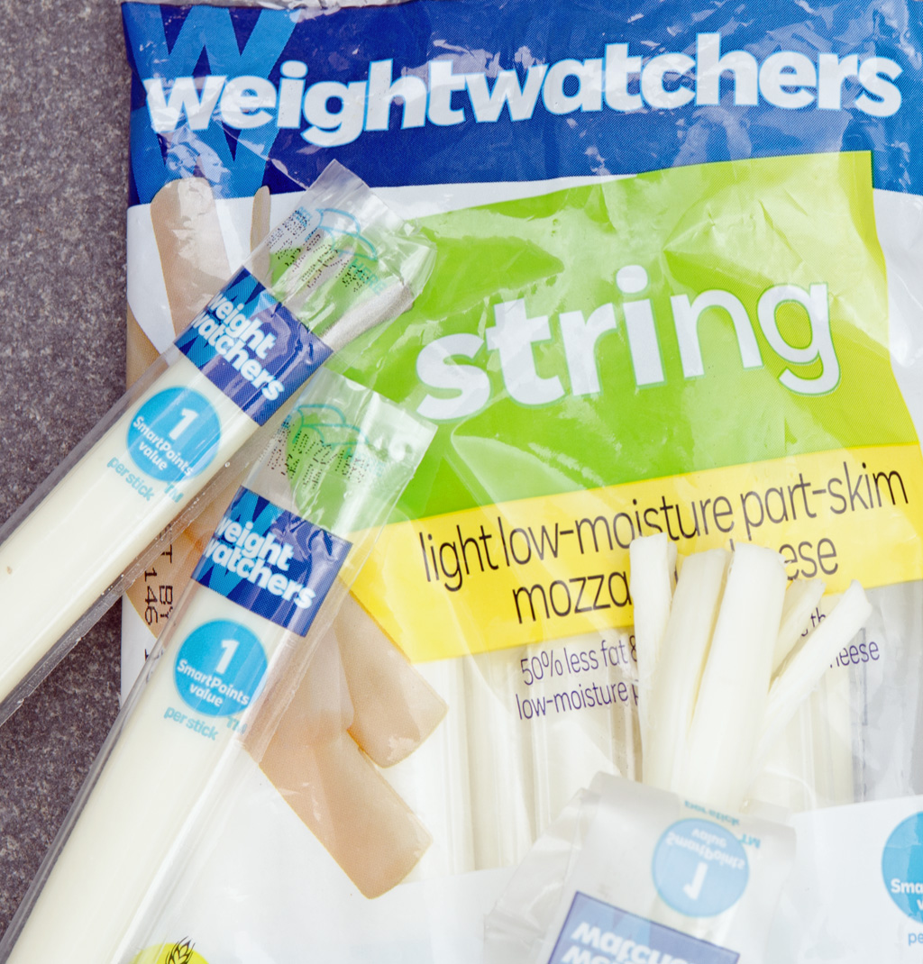 Weight Watcher 1 point String Cheese