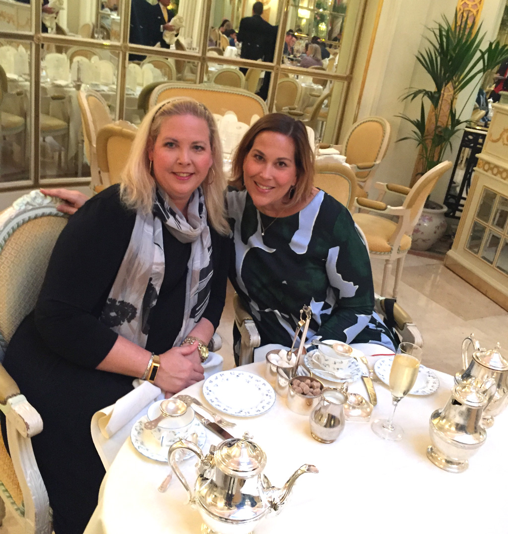 Tea The Ritz London