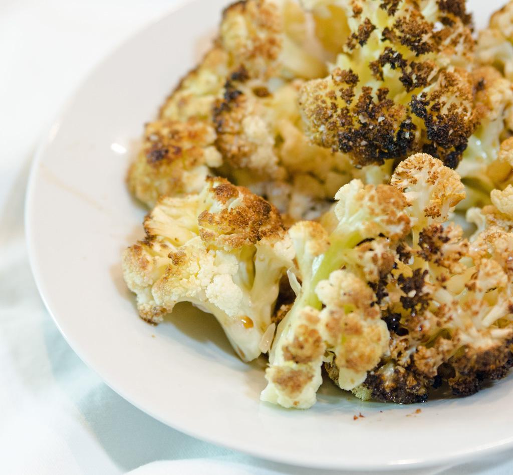 Roasted Balsamic Cauliflower