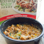 Plant Based Diet Made Easier with MorningStar Farms® Veggie Bowls