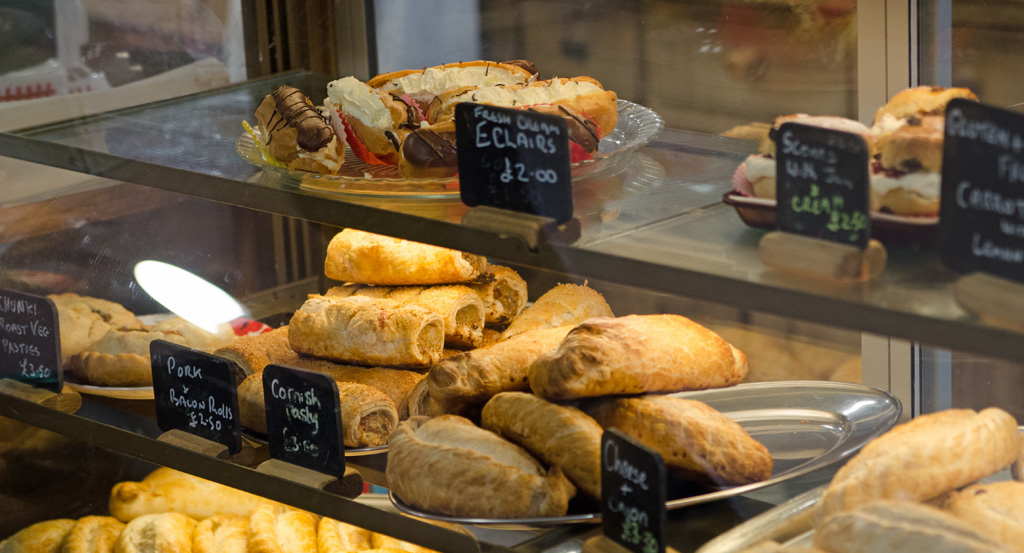 Lancock England Bakery
