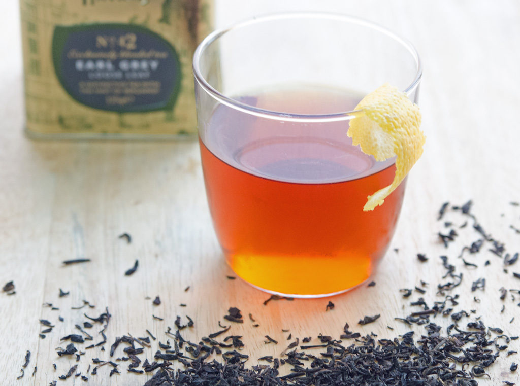 Earl Grey Tea Cocktail