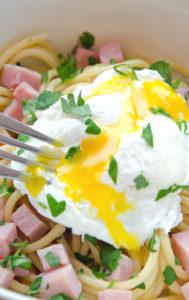 Breakfast Bucatini