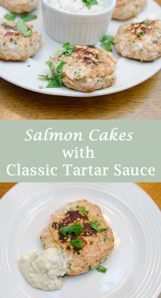 Salmon Cakes Pinterest