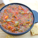Instapot Fire Roasted Tomato Salsa
