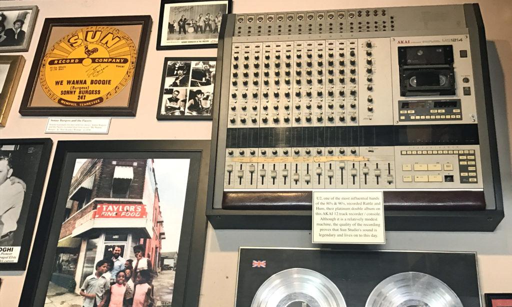 Sun Studios Memphis TN