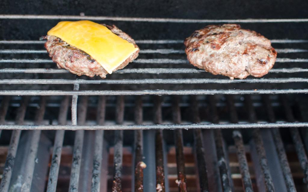 Cook on upper rack