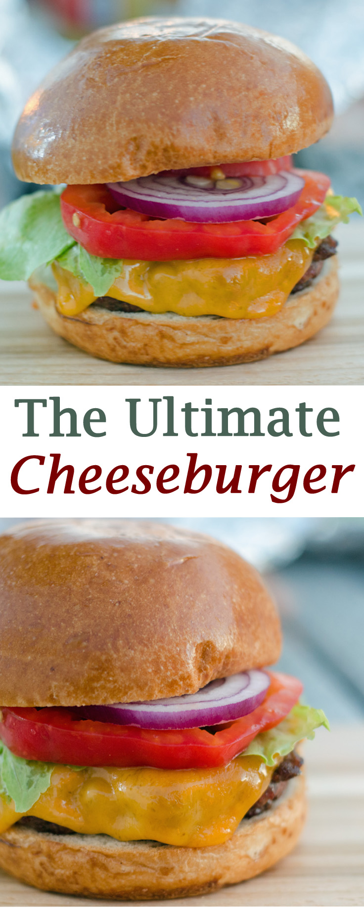 Pinterest The Ultimate Cheeseburger