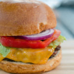 The Ultimate Cheese Burger