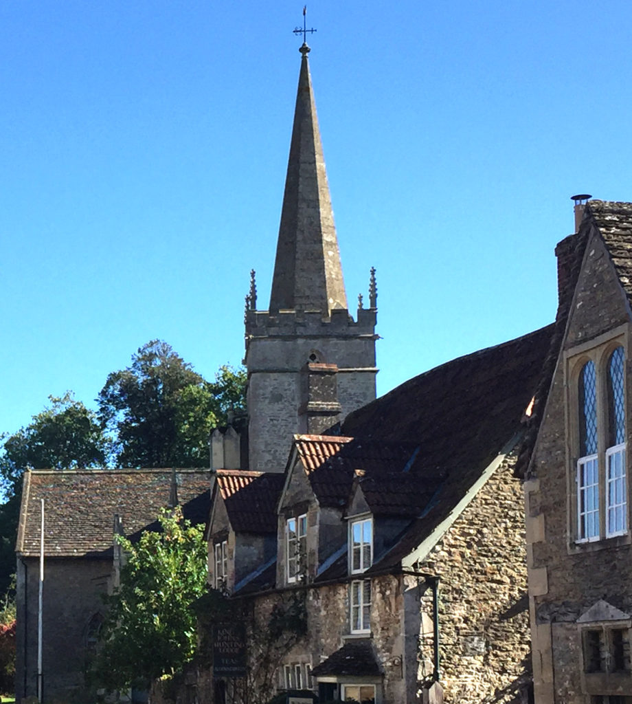 Day Trip to Lacock, England