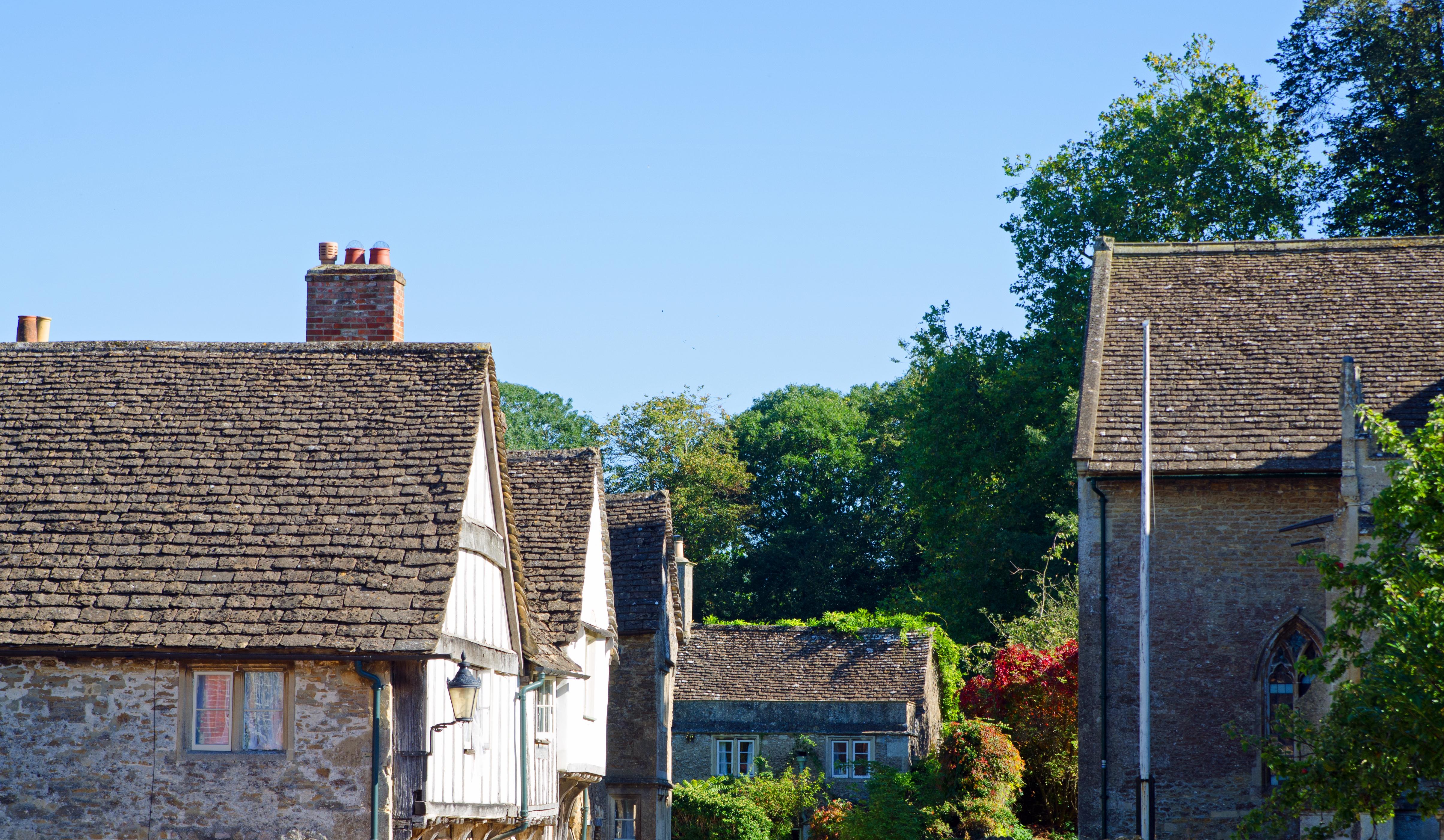 Lacock England