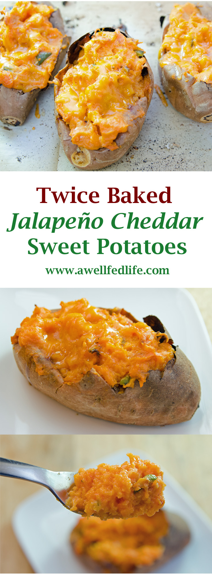 Twice Baked Sweet Potatoes Pinterest