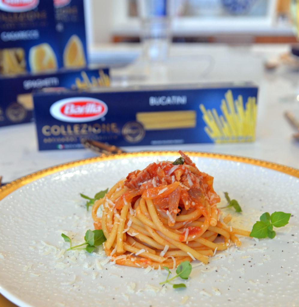 Cooking with Barilla® Collezione Pasta