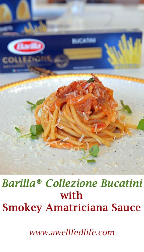Barilla Collezione Pasta - Pinterest