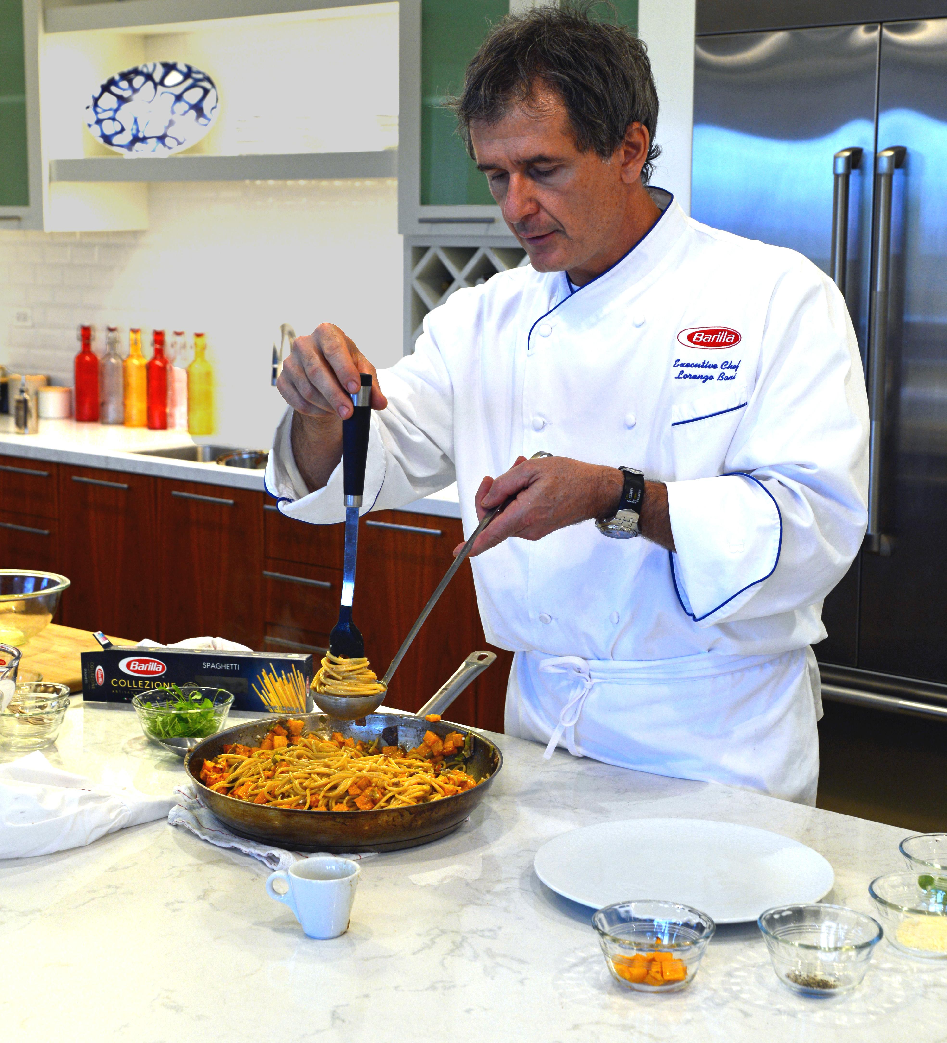 Barilla Chef Boni Pasta Swirl