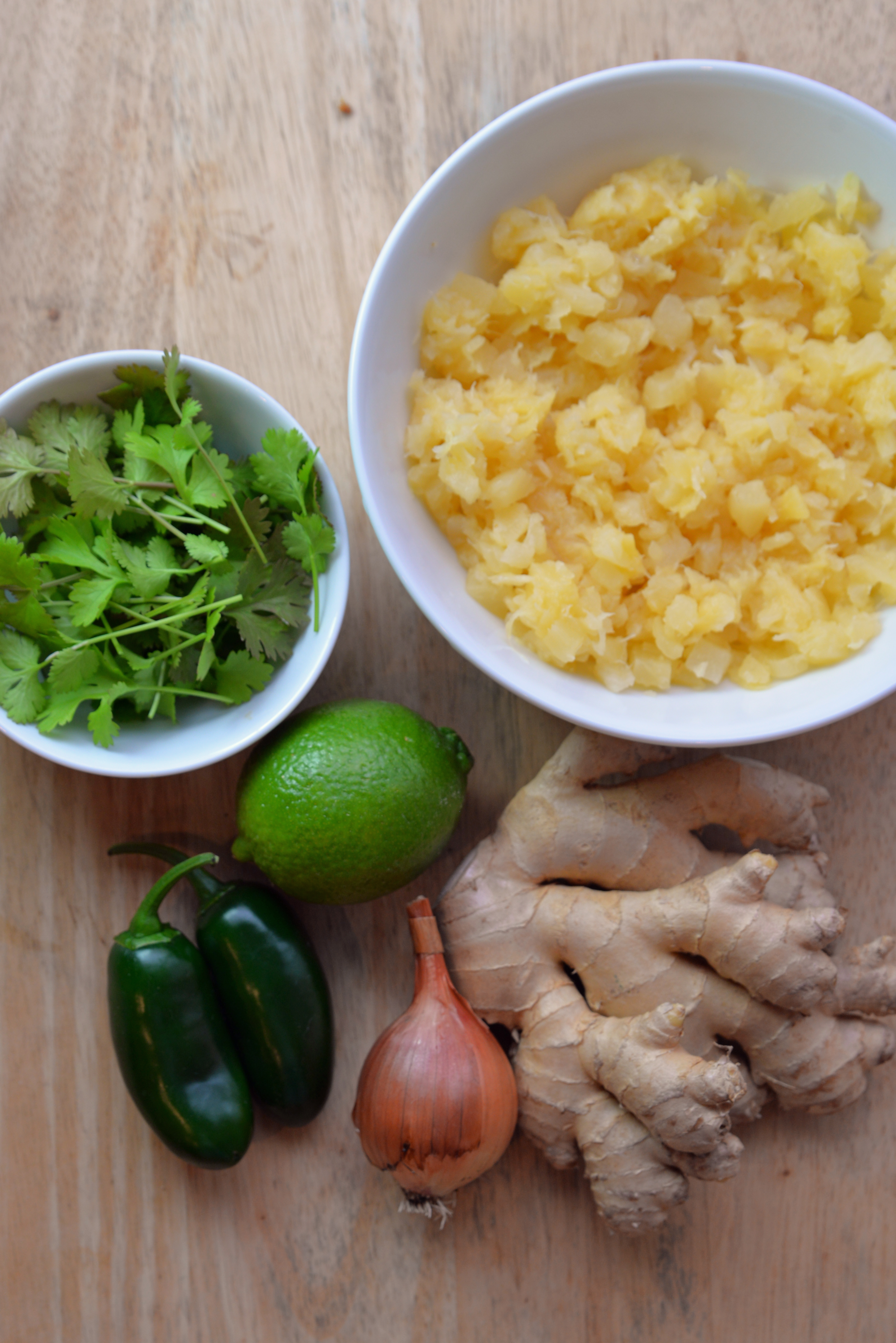 Ingredients Pineapple Fried Rice