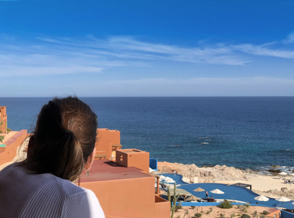 View from Westin Los Cabo