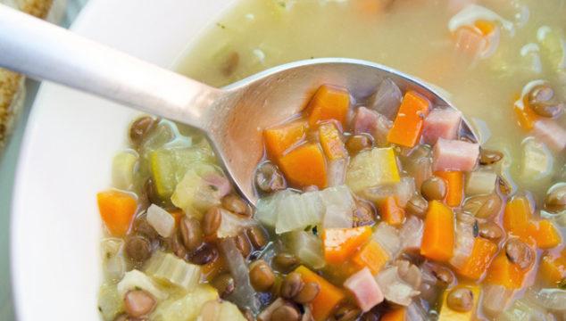 Classic Lentil Soup