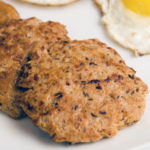 Healthy Chicken Breakfast Sausage