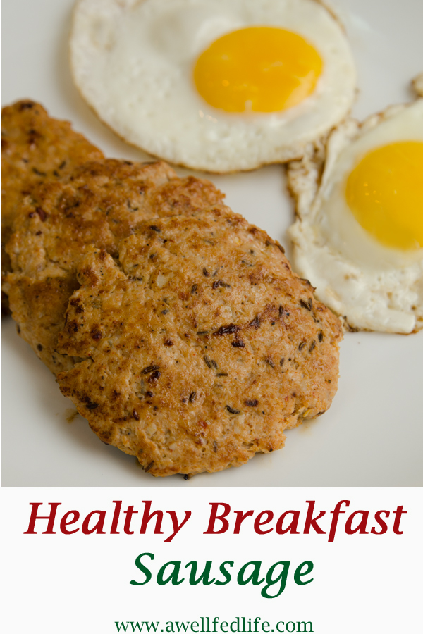 Pinterest Healthy Chicken Breakfast Sausage